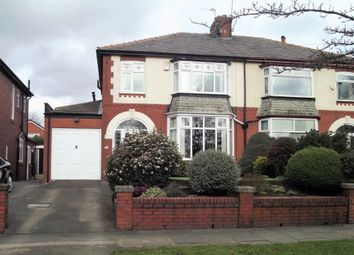 Thumbnail 3 bed semi-detached house for sale in 448 Burnley Lane, Chadderton