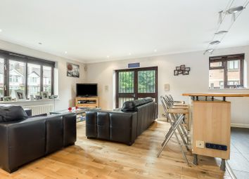 Thumbnail 1 bed flat to rent in Rosethorn Close, Balham