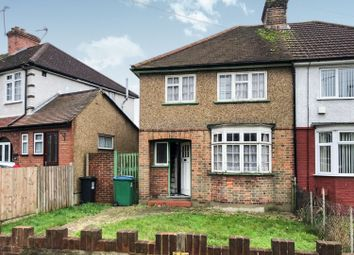 3 bed semi-detached house for sale in St. Michaels Drive, Sheepcot Lane, Watford WD25