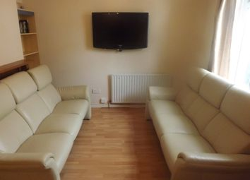 Thumbnail 4 bed terraced house to rent in Stansted Road, Southsea