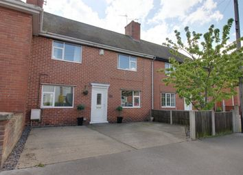 Thumbnail 3 bed terraced house to rent in Sixth Avenue, Edwinstowe, Mansfield, Nottinghamshire