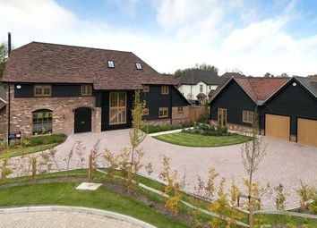 Thumbnail 6 bed detached house for sale in Lavender Fields, Station Road, Isfield, East Sussex