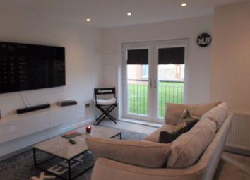 Thumbnail 1 bed flat for sale in Fuller Gate, Coatbridge