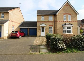 Thumbnail 2 bedroom semi-detached house for sale in The Drove, Taverham, Norwich
