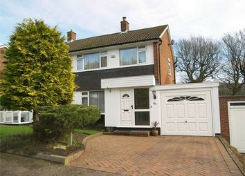 Thumbnail 3 bedroom semi-detached house for sale in Tiverton Road, Potters Bar