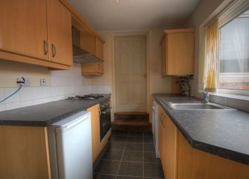 Thumbnail 2 bed flat to rent in Alfred Avenue, Bedlington, Northumberland