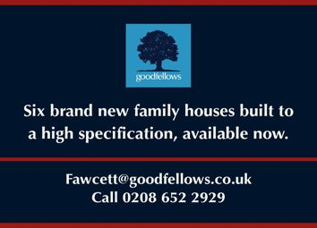 Thumbnail 1 bed property for sale in Fawcett Road, Croydon