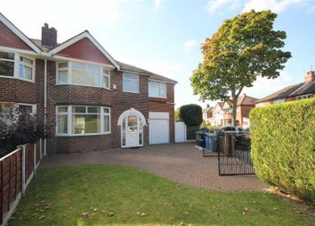 Thumbnail 5 bed semi-detached house to rent in Avondale Crescent, Urmston, Manchester