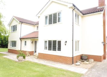 Thumbnail 5 bed property to rent in Thurning Road, Luddington, Peterborough