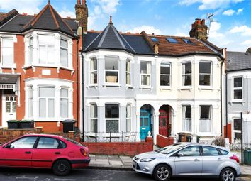 Thumbnail 3 bed terraced house for sale in Allison Road, Harringay, London