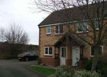 Thumbnail 2 bedroom end terrace house to rent in Exe Close, Didcot