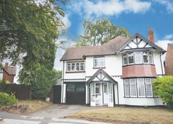 Thumbnail 5 bed detached house for sale in Wake Green Road, Moseley, Birmingham