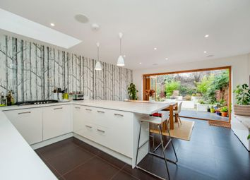 Thumbnail 3 bed terraced house to rent in Harbut Road, London
