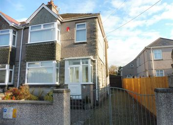 Thumbnail 3 bedroom semi-detached house for sale in Lands Park, Plymstock, Plymouth