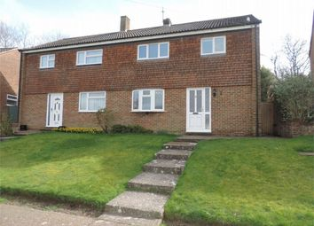 Thumbnail 3 bed semi-detached house for sale in Ticehurst Close, Bexhill On Sea, East Sussex
