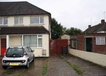 Thumbnail 2 bed property to rent in Mill Road, Caversham, Reading