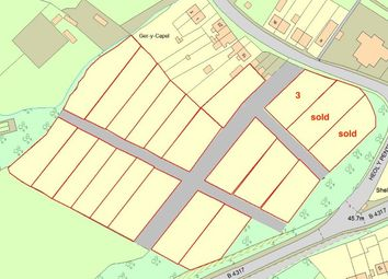 Thumbnail Land for sale in Plot 3, Heol Y Pentre, Ponthenry, Llanelli, Dyfed
