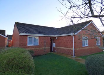Thumbnail 2 bed bungalow for sale in Lansdown Gardens, Worle, Weston-Super-Mare