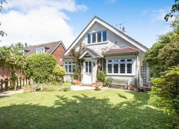 Thumbnail 5 bed detached house for sale in Barton On Sea, New Milton, Hampshire