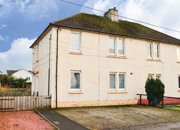 Thumbnail 1 bed flat for sale in Bogside Road, Ashgill, Larkhall