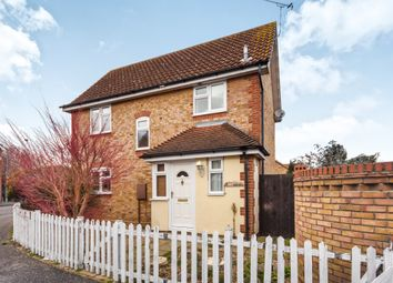 Thumbnail 3 bedroom detached house for sale in Nash Drive, Broomfield, Chelmsford