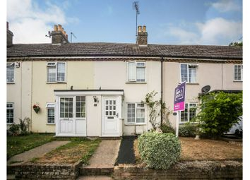 Thumbnail 2 bed terraced house for sale in Brakefield Road, Gravesend