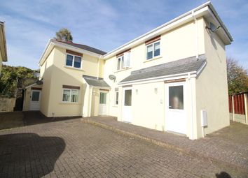 Thumbnail 2 bed flat for sale in St Michaels Road, Abergavenny
