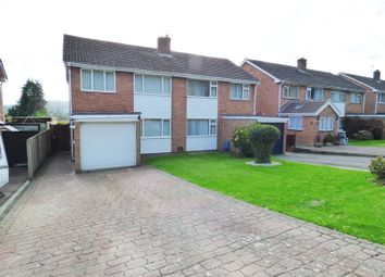 Thumbnail 3 bed semi-detached house for sale in Larkham Place, Matson, Gloucester