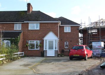Thumbnail 4 bedroom end terrace house for sale in Town End Crescent, Stoke Goldington, Newport Pagnell