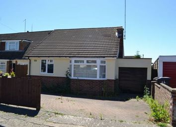 Thumbnail 3 bedroom detached bungalow for sale in Thistleholme Close, Links View, Northampton