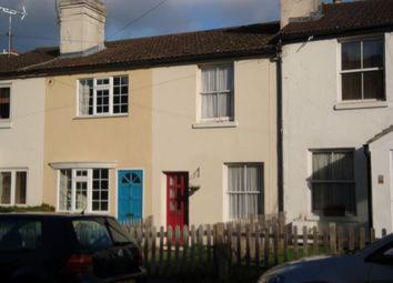 Thumbnail 2 bed terraced house to rent in Golding Road, Sevenoaks, Kent