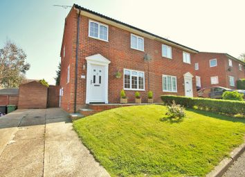 Thumbnail 3 bedroom semi-detached house for sale in Lytham Close, St. Leonards-On-Sea