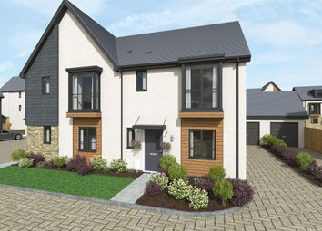 Thumbnail 3 bed semi-detached house for sale in The Tamar I At 504K, Plymbridge Lane, Plymouth