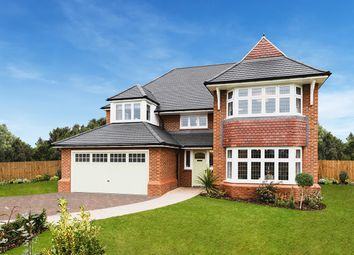 "Thumbnail 4 bedroom detached house for sale in ""Richmond"" at Royston Road, Buntingford"