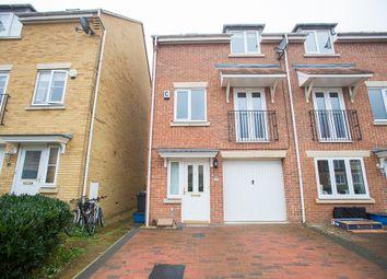 Thumbnail 3 bed end terrace house to rent in Coleridge Way, Elstree, Borehamwood