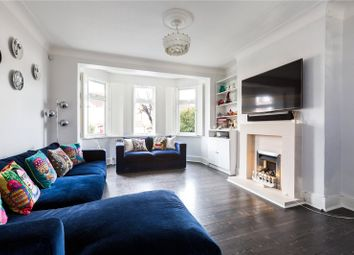 Thumbnail 4 bed terraced house to rent in Overton Drive, Wanstead, London