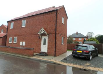 Thumbnail 3 bed detached house to rent in Marjorie Close, Washingborough, Lincoln