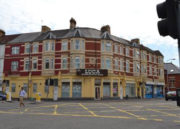 Thumbnail 1 bedroom flat to rent in Flat 5 251-253, Penarth Road, Grangetown, Cardiff, South Wales
