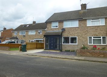 Thumbnail 3 bed semi-detached house to rent in Exeter Road, Kidlington, Oxfordshire