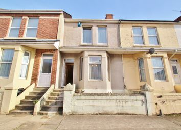 Thumbnail 2 bed terraced house for sale in Wordsworth Road, Plymouth