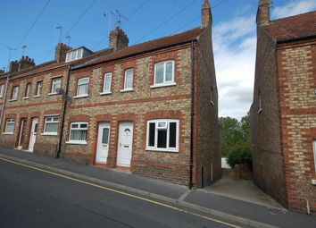 Thumbnail 3 bed end terrace house to rent in 11 Wentworth Street, Malton