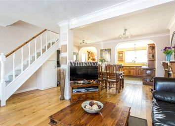 Thumbnail 3 bed end terrace house for sale in New Park Avenue, London