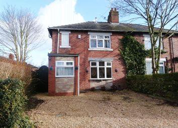 Thumbnail 3 bedroom semi-detached house to rent in Shepherd Street, Stoke-On-Trent