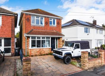 Thumbnail 3 bed detached house for sale in Southminster, Essex, Uk