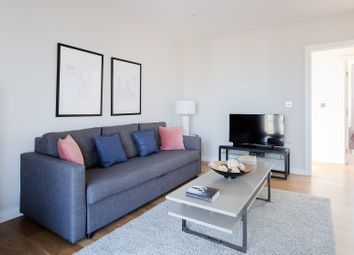 Thumbnail Serviced flat to rent in Apt Avonview Apartments Monarch Square, London