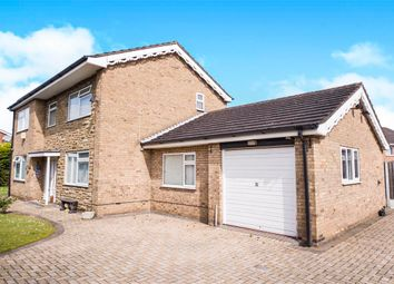 Thumbnail 3 bed detached house for sale in Weymouth Crescent, Scunthorpe