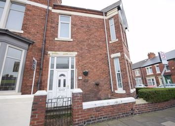 Thumbnail 4 bed maisonette to rent in Mortimer Road, South Shields