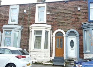 Thumbnail 2 bed terraced house for sale in John Street, Workington, Cumbria