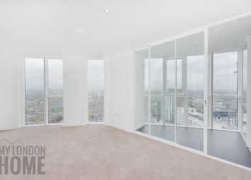Thumbnail 2 bed flat to rent in Sky Gardens, Wandsworth Road, Nine Elms Lane, Vauxhall
