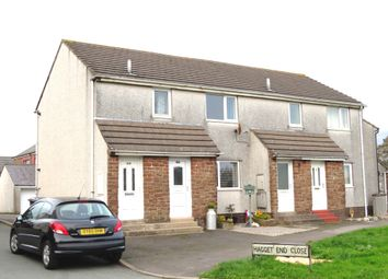 Thumbnail 1 bed flat for sale in Hagget End Close, Egremont, Cumbria